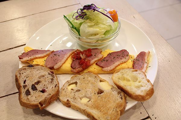 hualien breakfast
