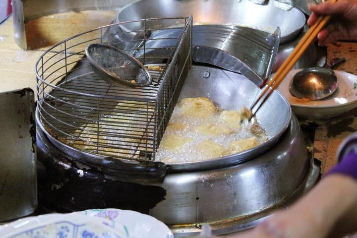 【花蓮玉里-橋頭臭豆腐】玉里必吃美食,臭豆腐中的極品