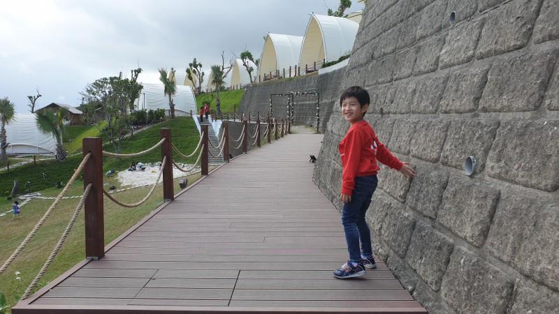 花蓮海崖谷