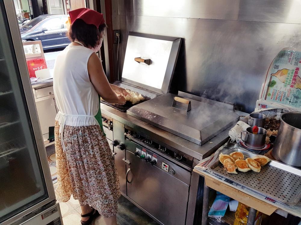 花蓮在地早餐推薦-怡味餐店